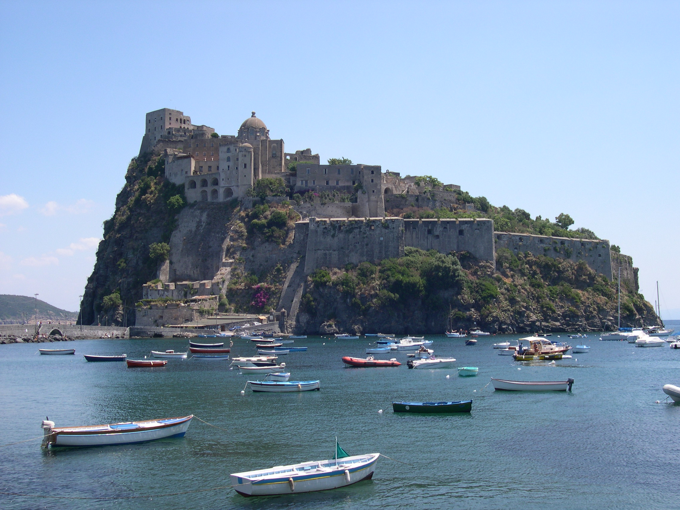 Weekend al mare a Ischia