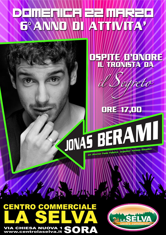 Buon Compleanno con Jonas Berami