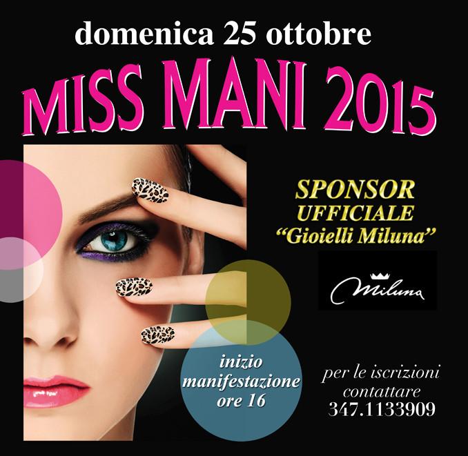 Miss Mani 2015